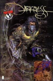 The Darkness #1 Fan Club Edition Variant Top Cow comic book